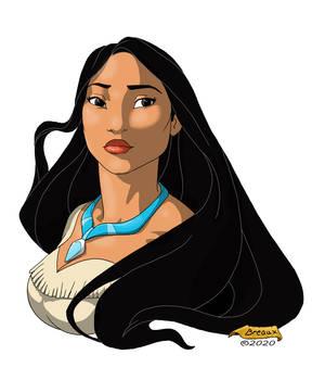 Pocahontas warm-up