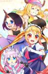 Miss Kobayashi's Maid Dragon