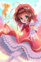 Cardcaptor Sakura by klaeia