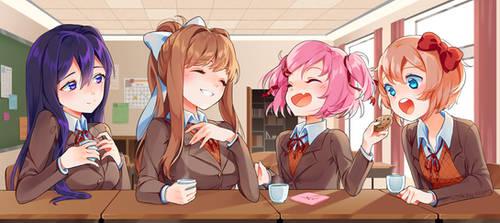 Classroom Tea Party