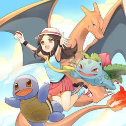 Pokemon Trainer by klaeia