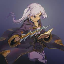 Robin by klaeia