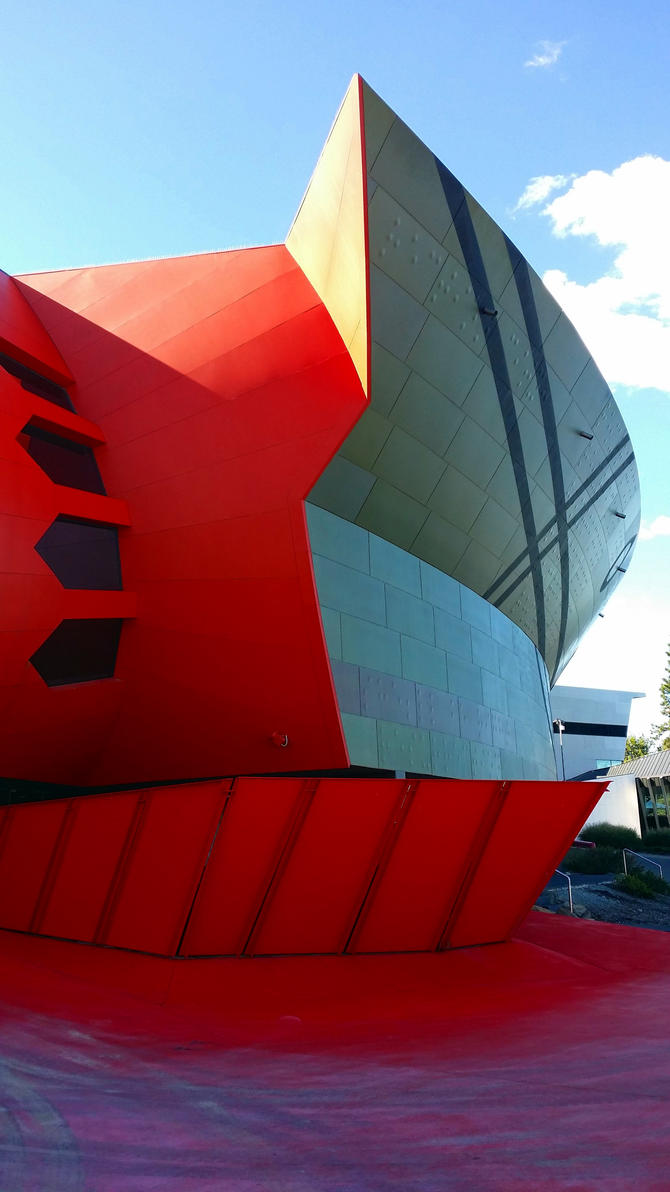 National Museum, Canberra, Australia by rbompro1