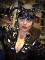 Catwoman Cosplay at 2017 Sydney Supanova by rbompro1