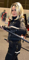 Black Widow Cosplay at 2018 Sydney Supanova by rbompro1