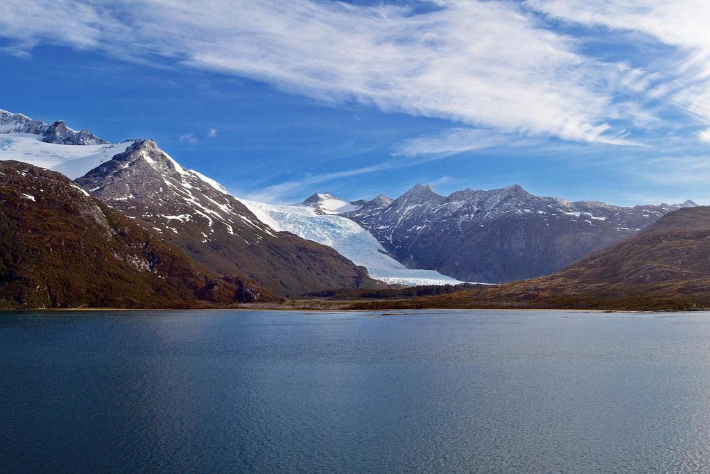 Holanda Glacier