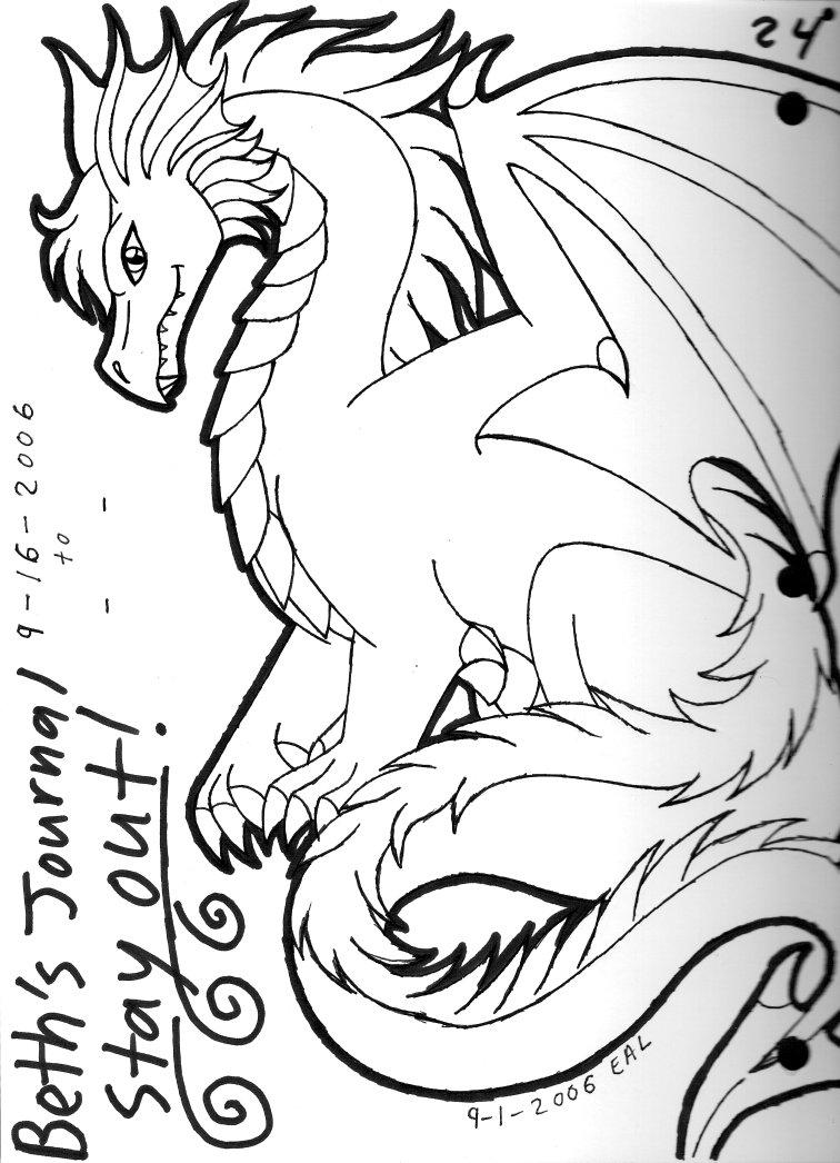 ZemiDragon by sillyseaspirit