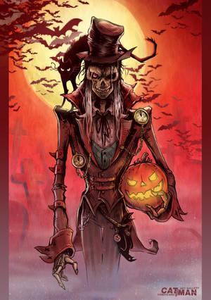 Halloween 2008 by x-catman