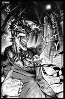 Mr. J by x-catman