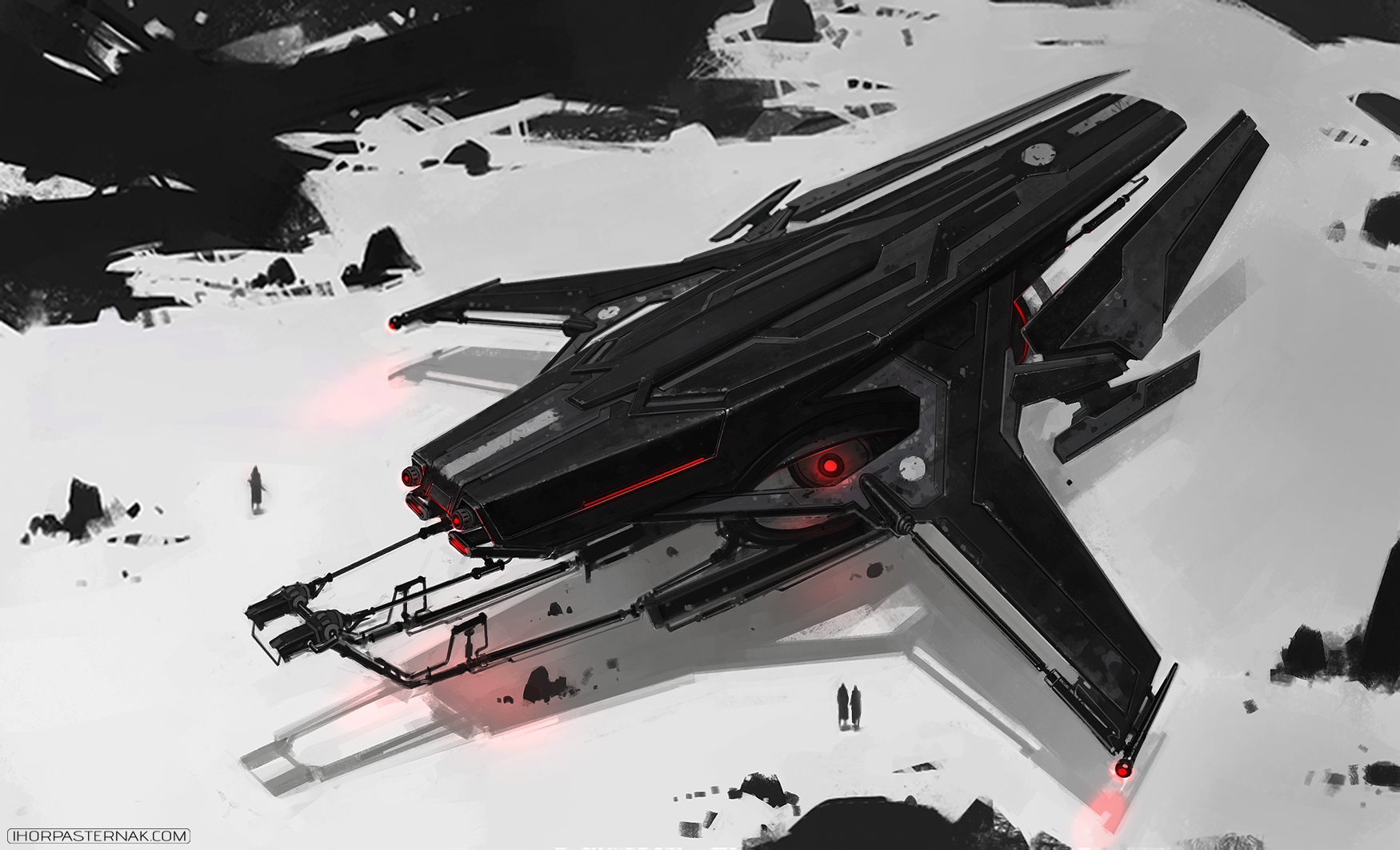 SPECTER S - 7 by Caisne