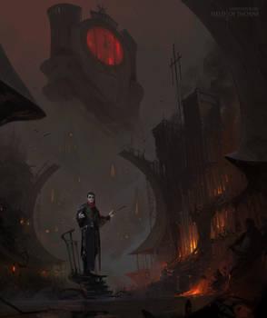 FIELD OF THORNS - SECULUM FATALIS