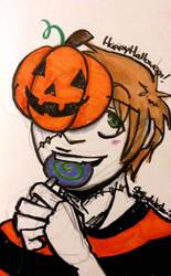 A Happy Halloween 2013 by iwantmyanime