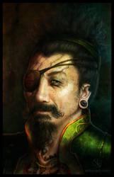 Pirate Samurai Lord