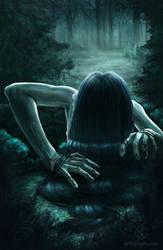 Book Cover 'Den Druknede'