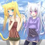 Neko Nyan - Ayato and Miyako
