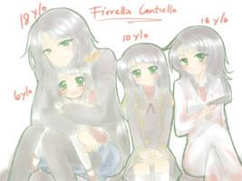 DH - Fiorella 6/10/13/18 by AyaNyu