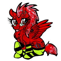 .:Chibi Crimson [chibi commissions at only 5$]:. by CrimsonPencil94