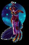 .:Egyptian Princess (Commission):.