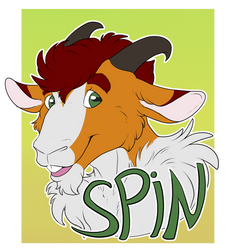 .:Spin Badge:.