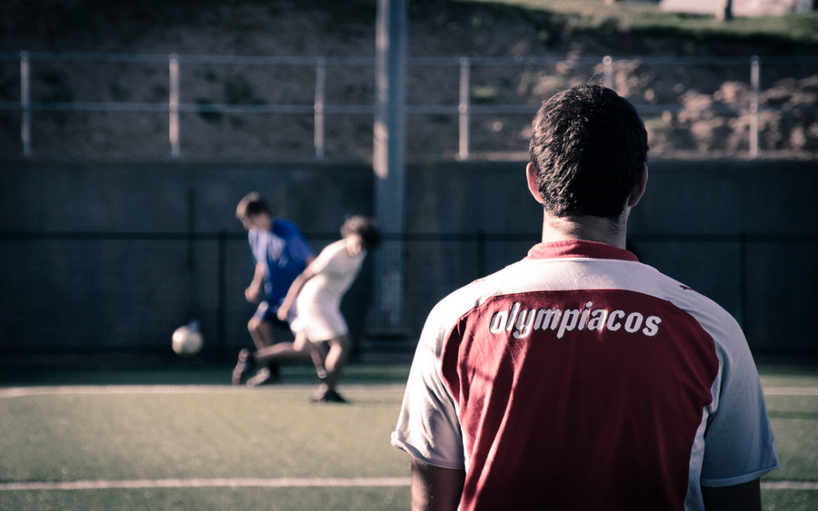 Olympiacos by TheSoftCollision