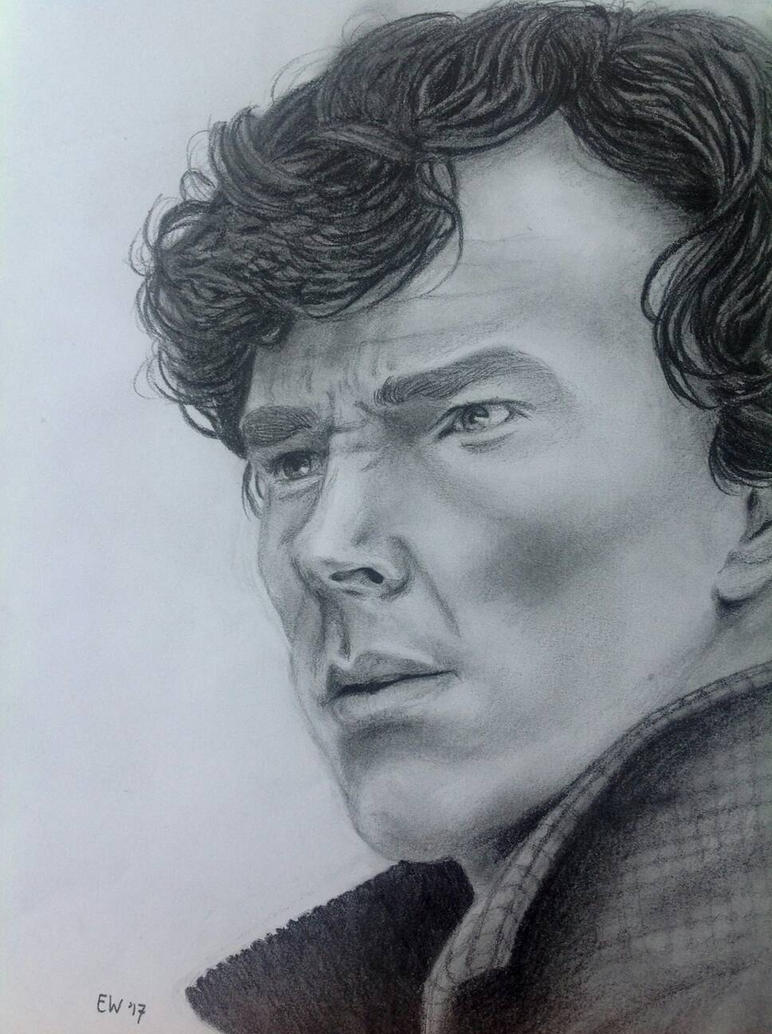 Sherlock Holmes by Lentebloesem