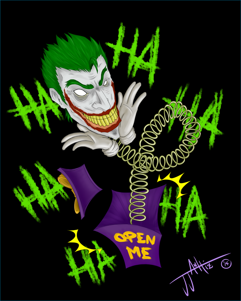 The Joker Box by JJ-Anhiz