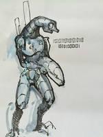 Legion ME2 by EskarArt