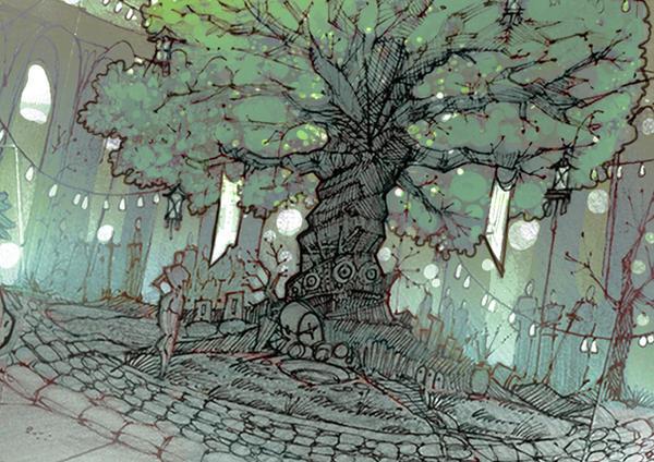 The Life Tree by EskarArt