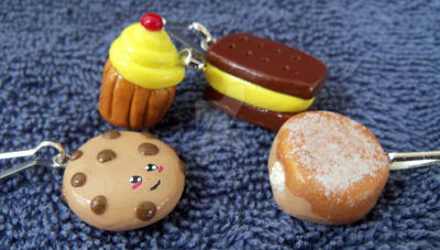 Dessert Charms by CatWoman4ever