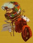 Motorcycle Poster No.1
