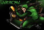 Arrow fan art