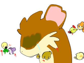 Carrot's broken heart by Icytherabbit1