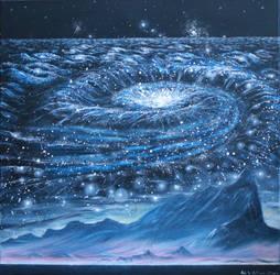 SEA OF GALACTIC WAVES by saveworld