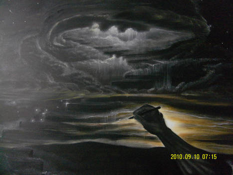 CREATIVELY INSPIRED BY THE HEAVENS ABOVE.
