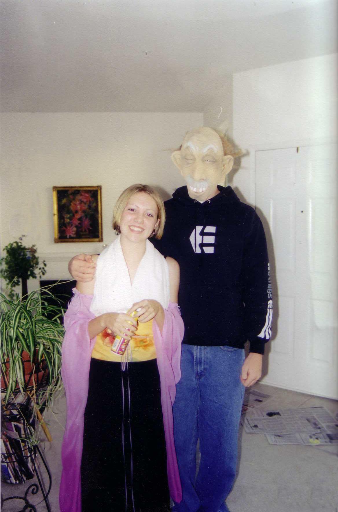 Halloween memories by psychedelicpixie