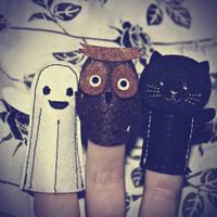 Happy Halloween by LaidOutInLavender