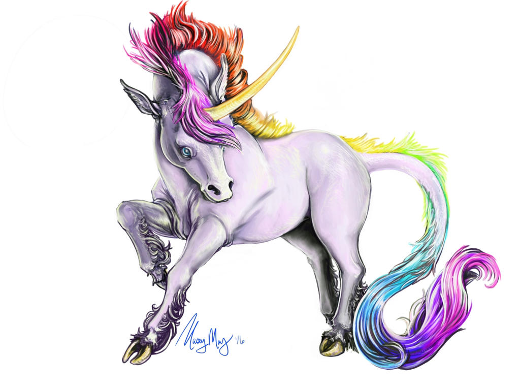 Unicorn by kaseykmay