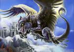 War Rift: Level 4: Dark Griffin