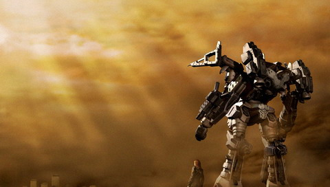 Armored Core Psp Wallpaper By Foxzone91