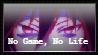 No game, no life stamp by ImAGodness