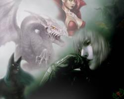 Gods, Arcanaloth and aasimar