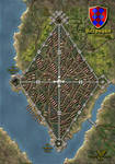Nerosyan City Map