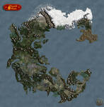 Hearth and Blade: Yavmir map