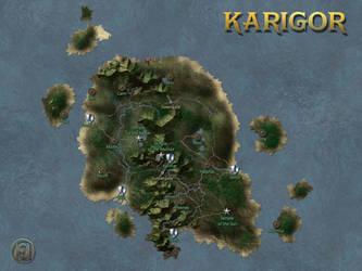 World of Enroth: Karigor by MarkonPhoenix