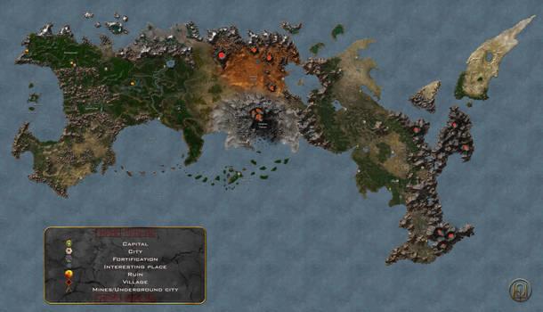 World of Enroth: Jadame