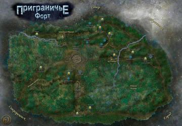 Borderland: Fort by MarkonPhoenix
