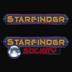 Starfinder Fan-made Logo by MarkonPhoenix