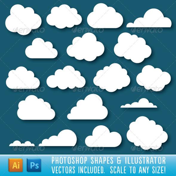 cloud illustrator