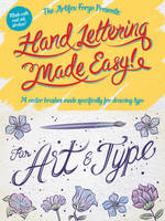 Hand Lettering Brushes by Jeremychild