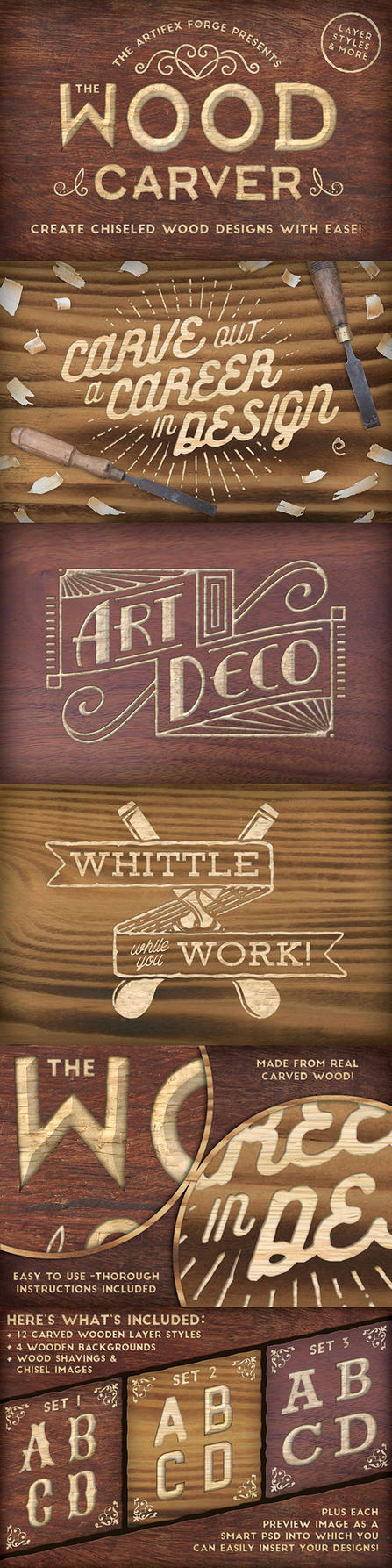 The Wood Carver - PS Styles and More by Jeremychild